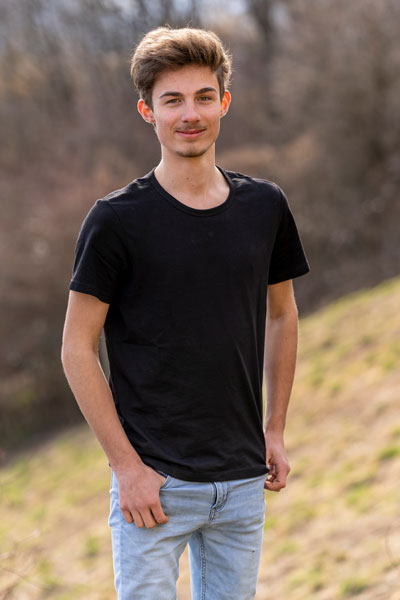 Portrait Clemens Haring